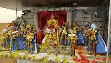 Diorama Decoration Scene Myth Cloth Saint Seiya DoubleDetolf Sala Del Trono