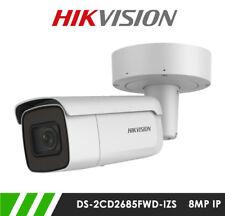 Hikvision DS-2CD2685FWD-IZS 8MP Network IP CCTV Bullet Camera 50m IR 2.8-12mm