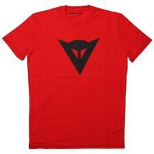 Motorcycle Dainese Speed Demon T Shirt - Red Black UK SELLER Men/uni XL