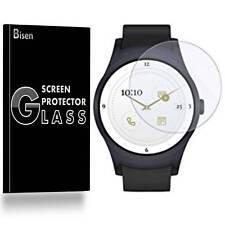 [3-PACK] BISEN Verizon Wear24 Screen Protector Tempered Glass Guard