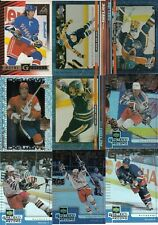 WAYNE GRETZKY a lot of 9 DIFFERENTS CARDS  zenith-mc donald