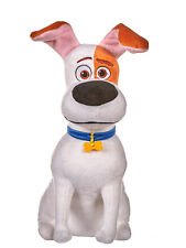 "NEW OFFICIAL 12""  SECRET LIFE OF PETS 2 SITTING MAX SOFT PLUSH TOY"