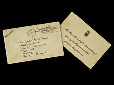 c1963 President Kennedy's Widow Condolence Letter
