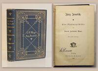 Meyer Jürg Jenatsch Eine Bündnergeschichte 1889 Literatur historischer Roman xz