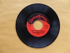 The Manhattans - The Boston Monkey/Follow Your Heart 45 northern soul N.O.S.