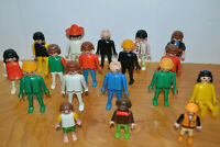 VINTAGE PLAYMOBIL & MODERN MINI ACTION FIGURE LOT GEOBRA B