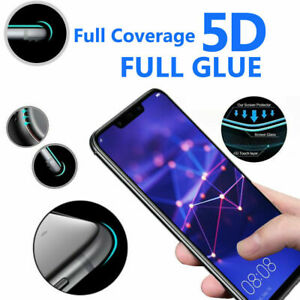 5D Anti Scratch 9H Tempered Glass Screen Protector for Huawei Mate 20 Lite