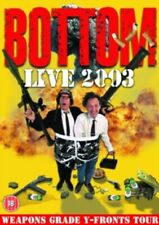Bottom Live 2003 Weapons Grade Y-Front Tour (Rik Mayall) Y Front Region 4 DVD