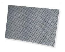 1/10 Scale Diamond Plate Sticker Sheet RC Crawler Metal Bed Box Body 6x9 Decal