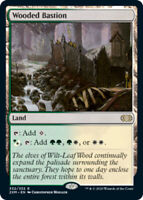 Wooded Bastion x1 Magic the Gathering 1x Double Masters mtg card