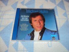 Michael Holm Alle Wünsche kann man nicht erfüllen  CD
