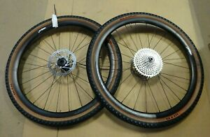 PRIME KANZA WHEELSET with WTB Venture Tyres (650B x 44C) CLINCHER -