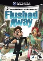 Flushed Away Nintendo Gamecube Game Used
