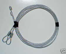 Garage Door Cables for Torsion Spring Doors 7'  Clopay, Wayne Dalton, CHI