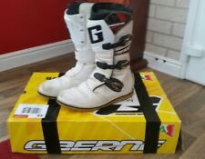 GAERNE TRIALS BOOTS, USA SIZE 9.5 OR 44 or .27.5cm. see photo