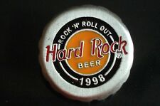 HRC Hard Rock Cafe en línea staff Beer pin 1998 XL fotos