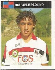 [AA] FIGURINA CAMPIONI & CAMPIONATO 1990/91-CAGLIARI-PAOLINO