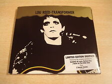 DIGIPACK CD / LOU REED TRANSFORMER