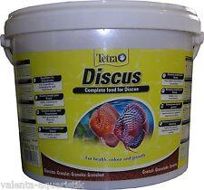 Tetra Discus Granulato Discus Granulato 10 L Discus Mangime per Pesci