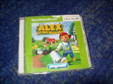 Playmobil PC Spiel Alex auf dem Bauernhof RARITÄT !!