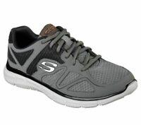 Charcoal Skechers Shoes Men's Comfort Casual Soft Mesh Sporty Memory Foam 58350
