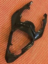 06 07 Yamaha YZF R6 R6v OEM Black Rear Upper Fairing Tail Cover Plastic Body