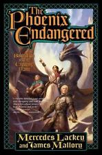 The Enduring Flame: The Phoenix Endangered 2 James Mallory & Mercedes Lackey NEW