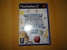 Ultimate Board Gioco Collection - Playstation 2 PS2 PAL - NUOVO E SIGILLATO