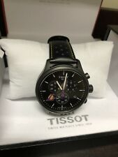 New Tissot Chrono XL LA Lakers Edition Black PVD Mens Watch T1166173605103