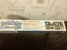SCHTICKY 3 PIECE LINT REMOVAL ROLLER SET AS SEEN ON TV NEW BOXED