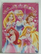 Disney Princess Ariel Rapunzel Belle Cinderella Aurora Deck Of Playing Cards