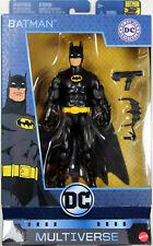 """DC Multiverse Originals ~ 6"""" BATMAN EXCLUSIVE ACTION FIGURE ~ Mattel"""