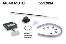 5512894 SET DIGITRONIC KRM conversión a carb. APRILIA SR DITECH 50 2T LC MALOSSI