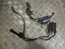 HONDA DEAUVILLE NTV650 650 1998 - 2002 PAIR OF IGNITION COILS FULLY WORKING