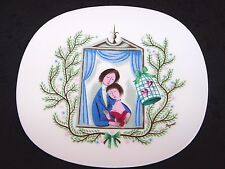 Germany Collectible Rosenthal Lovers Oval Trinket Dish Decorative Plate Peynet