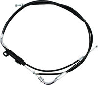 MOTION PRO BLACK VINYL THROTTLE PULL CABLE 04-0178 MC Suzuki