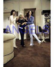 CHARLIE'S ANGELS #2431JACLYN SMITH,kate jackson,CHERYL LADD,tv photo