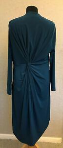 Nicole Longline knot back jacket, S 8-10, M 12-14uk  Navy, Teal, Slate