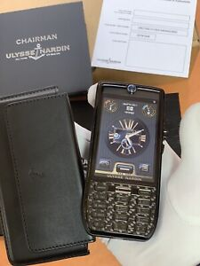 Ulysse Nardin Chairman New. Luxury phone. 0078/1846. Analogy Vertu, Mobiado.