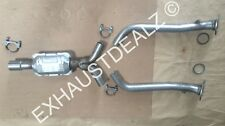 2001 2002 2003 2004 2005 2006 Lexus LS430 Catalytic converter y pipe REAR UNIT