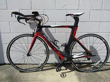 2015 Felt B14-54 full-carbon frame triathlon time trial bike very good condition