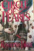 CIRCLE OF PEARLS ~ROSALIND LAKER ~ HARD COVER WITH DUST JACKET ~ BRAND NEW