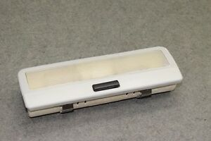 Used # BMW e39 Front INTERIOR LIGHT AND READING LIGHT GREY 63318363265