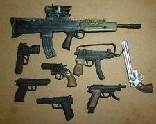 21st Century Ultimate Soldier MODERN FOREIGN WEAPON Set 3 1:6 Scale Complete