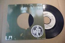 "JOHNNY RIVERS"" ODE O JOHN LEE-DISCO 45 GIRI LIBERTY Italy 1969"""