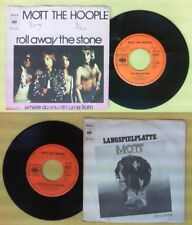 """LP 45 7"""" MOTT THE HOOPLE Roll away the stone Where do you all come no cd mc dvd"""