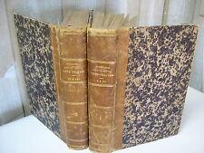 INSTRUCTION POUR LE PEUPLE 100 traités par Berthelot Chenu Fabre d'Olivet 1848