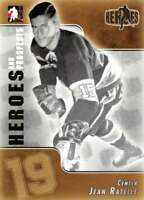 2004-05 In The Game Heroes and Prospects Hockey Cards Pick From List Update too