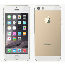 Apple iPhone 5S 16GB Gold (Unlocked/SIM FREE) 1 Year Warranty Grade A Excellent