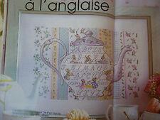Magazine De fil en aiguille N°11 HS Passion du point de croix Véronique Enginger